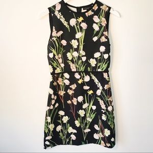 Victoria Beckham for Target | Floral Print Dress